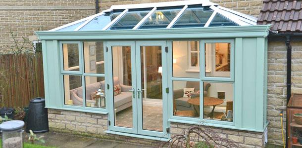 Nigel grant double glazing conservatories porches for Double glazed porches